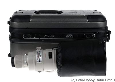 Canon: 600mm (60cm) f4 EF L IS USM camera