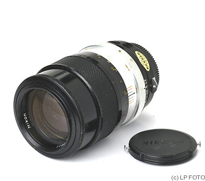 Nikon: 135mm (13.5cm) f2.8 Nikkor-Q Auto camera