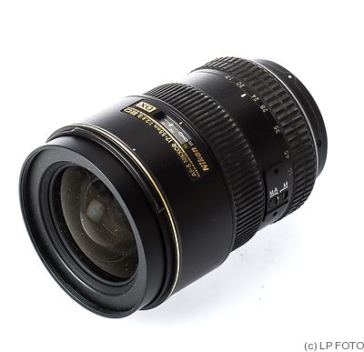 Nikon: 17-55mm f2.8 AF-S Nikkor ED IF Aspherical DX camera