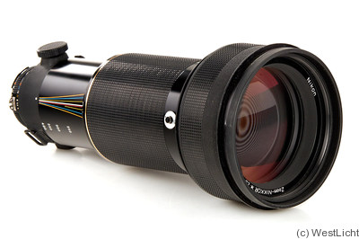 Nikon: 200-400mm f4 Zoom-Nikkor *ED (AIS) camera