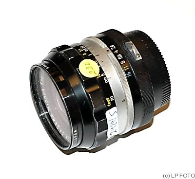 Nikon: 24mm (2.4cm) f2.8 Nikkor-N Auto camera