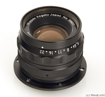 Nikon: 70mm (7cm) f5 Micro-Nikkor camera