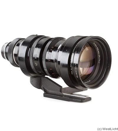 Taylor & Hobson: 16in f5 Cooke Telepanchro (406mm) camera