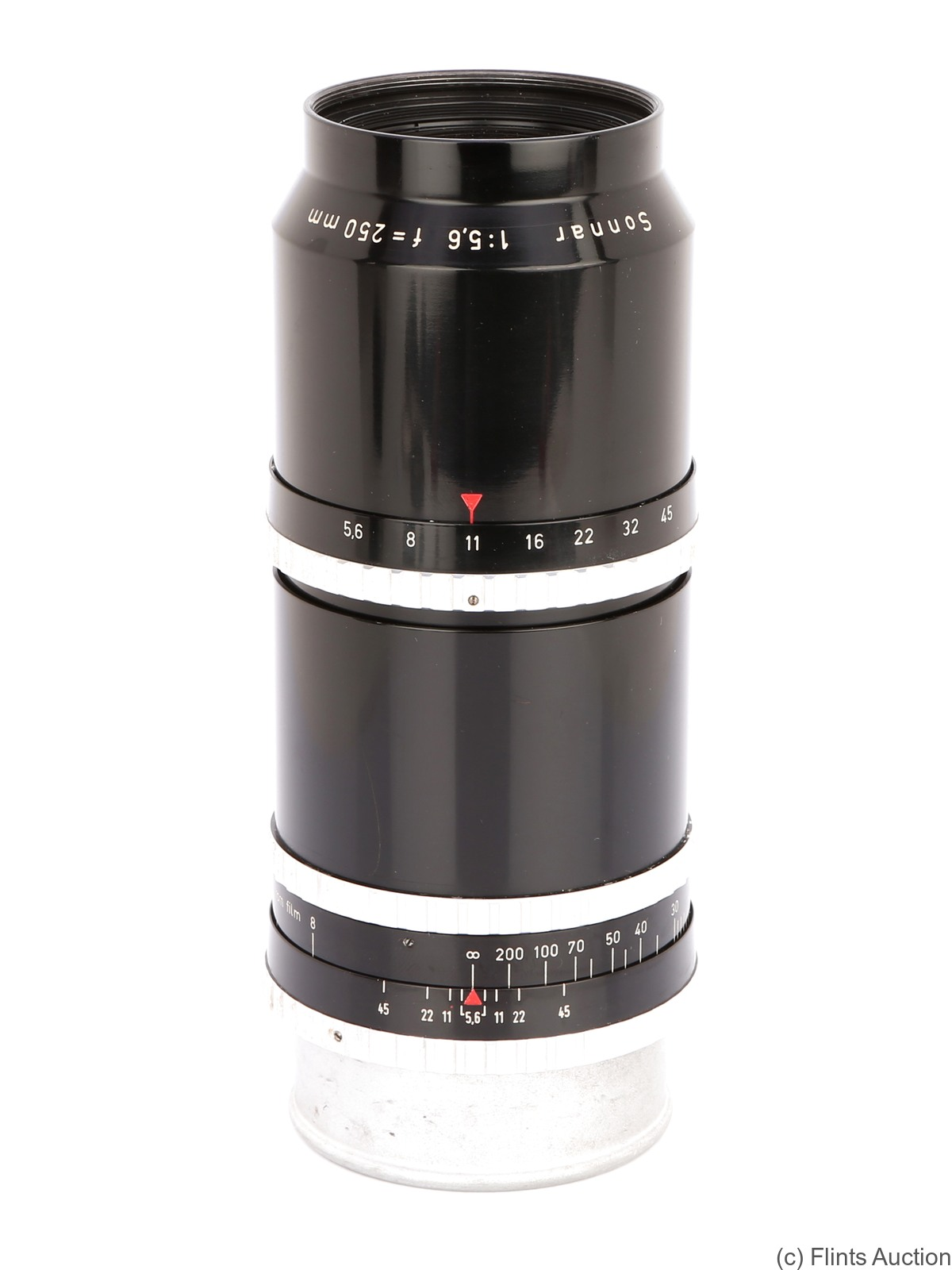 Zeiss, Carl: 250mm (25cm) f5.6 Sonnar (Hasselblad) camera