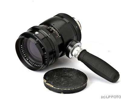 Zeiss, Carl Jena: 180mm (18cm) f2.8 Sonnar T (Exakta) camera