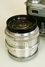 Kiev Arsenal: Bronica ETRSi camera